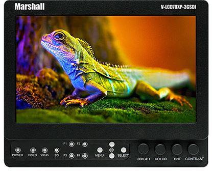 Obrázek Marshall odkuk monitor V-LCD70XP-3GSDI