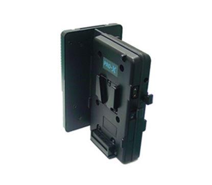 Εικόνα της Switronix Hotswap double battery mount