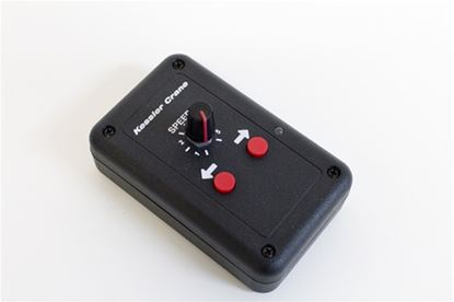 Immagine di elektraDRIVE BASIC Controller (speed adjustment only. NOT compatible with Revolution Head)