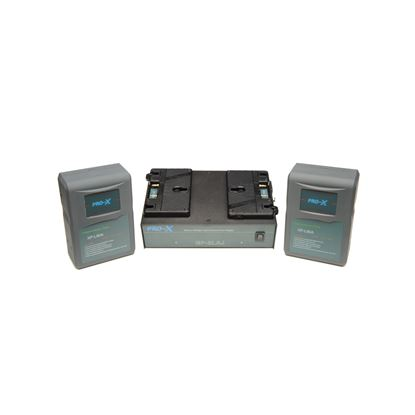 Εικόνα της 3-Stud Battery Kit