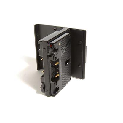 Εικόνα της Anton Bauer Hotswap double battery mount