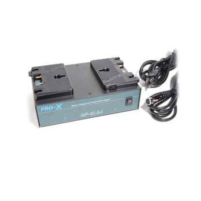 Εικόνα της Dual 3-stud Switronix quick charger