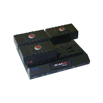 Εικόνα της Quad Fast Charger for RED Bricks